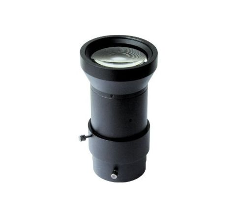 Lens Manual Zoom 5-100mm