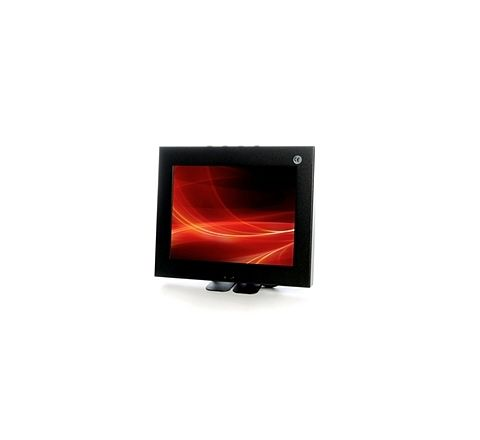 8 Inch Metal LED Monitor with 2 x BNC Inputs & VGA