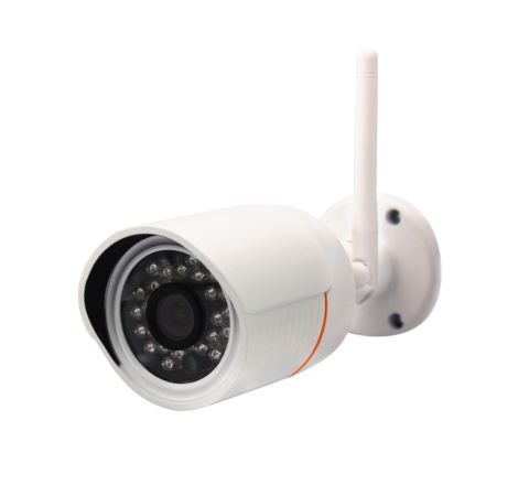 Plug & Play Outdoor IP Wifi Camera 1MP CMOS IPV3220