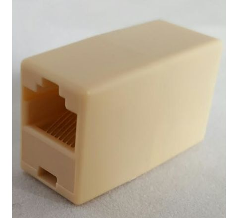 RJ45 Inline Coupler - LAN Cable Extender