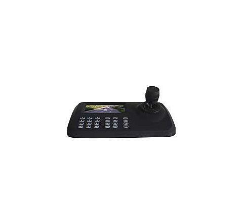 Controller IP PTZ with 3D (Pan/Tilt,Zoom) Joystick for IP PTZ 1MP/2MP/4MP-3300