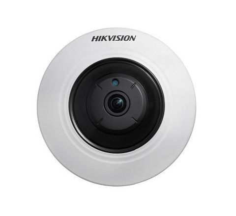 Hikvision IP DS-2CD2942F 4MP Compact Fisheye 1.6mm Network Camera [3486]