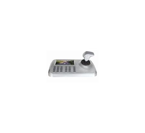 PTZ Controller IP 3D (Pan/Tilt, Zoom) Joystick with 5'' Monitor [3541]