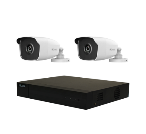 HiLook by Hikvision Complete Kit [3776]