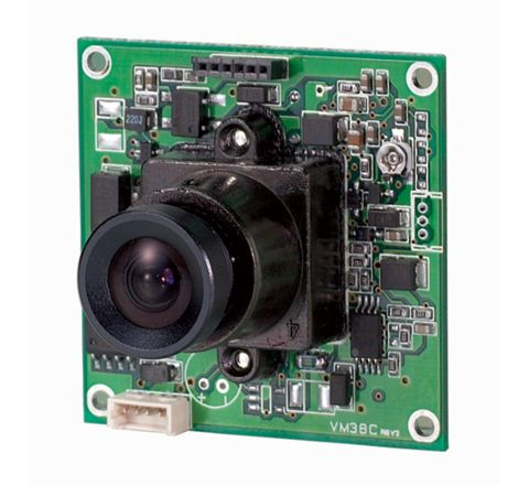 Camera Board Colour Sony Effio 38EH-B36 3.6mm 38 x 38 with RS485