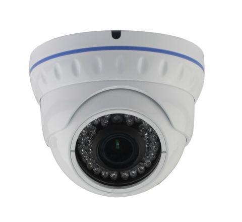 Vandalproof Dome IR Camera 3.6mm 5MP Sony Starvis AHD/TVI/CVI/CVBS [1-3016]