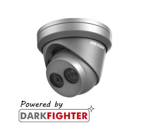 Hikvision IP DS-2CD2345FWD-I/Grey 4mm 4MP Darkfighter Turret