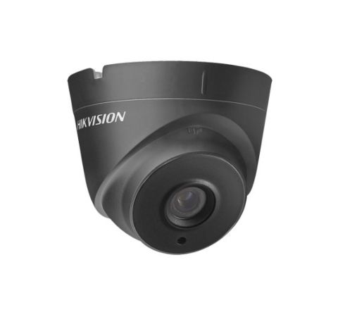 Hikvision DS-2CE56H0T-IT3F/B 5MP Black Turret Camera 2.8mm
