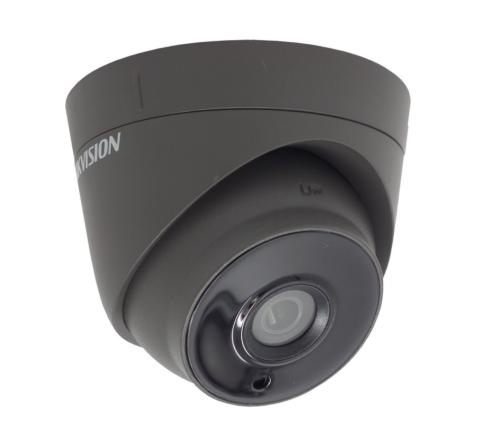 DS-2CE56H0T-IT3E/G Grey POC Hikvision 5MP Eyeball Camera 2.8mm [3993]