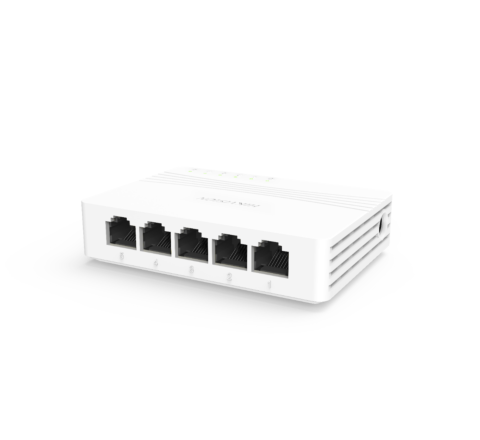 Hikvision DS-3E0505D-E 10/100/1000 Mbps Ethernet Switch