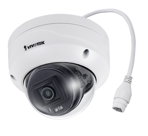 Vivotek FD9380-H Network Dome Camera