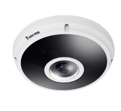 Vivotek FE9382-EHV Fisheye Network Camera 5MP Outdoor [3688]