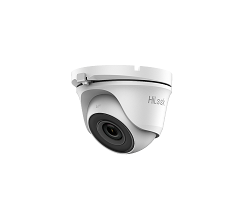 Hikvision HiLook THC-T120-MC 2MP Turret 20m IR & Mic 2.8mm [3170-2]